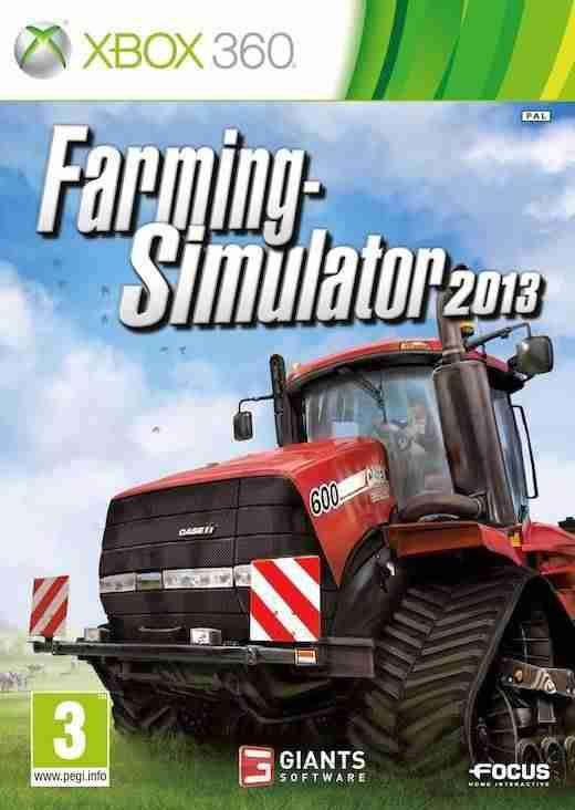 Descargar Farming Simulator 2013 [MULTI5][PAL][XDG2][COMPLEX] por Torrent